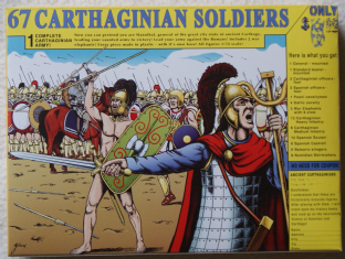 Hat 1/72 HAT8152 Carthaginian Army (Ancients)